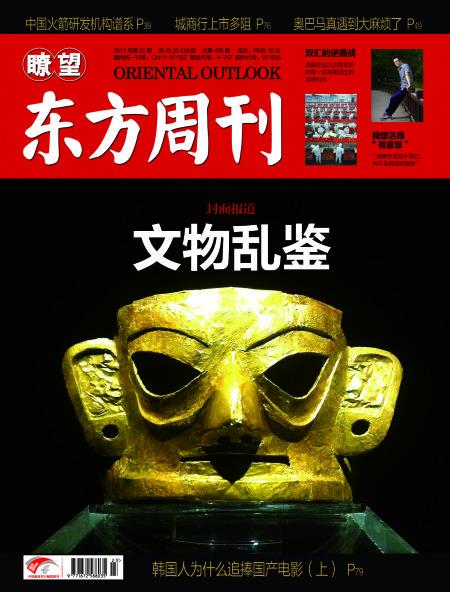 �t望东方周刊2013年第23期封面报道