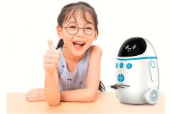 小胖口算机器人,AI教育新实践